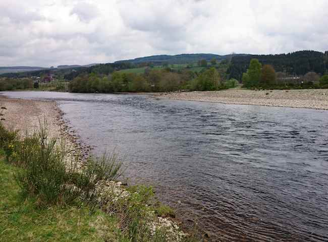 Come And Wet A Salmon Fly In The Rivers Of Scotland